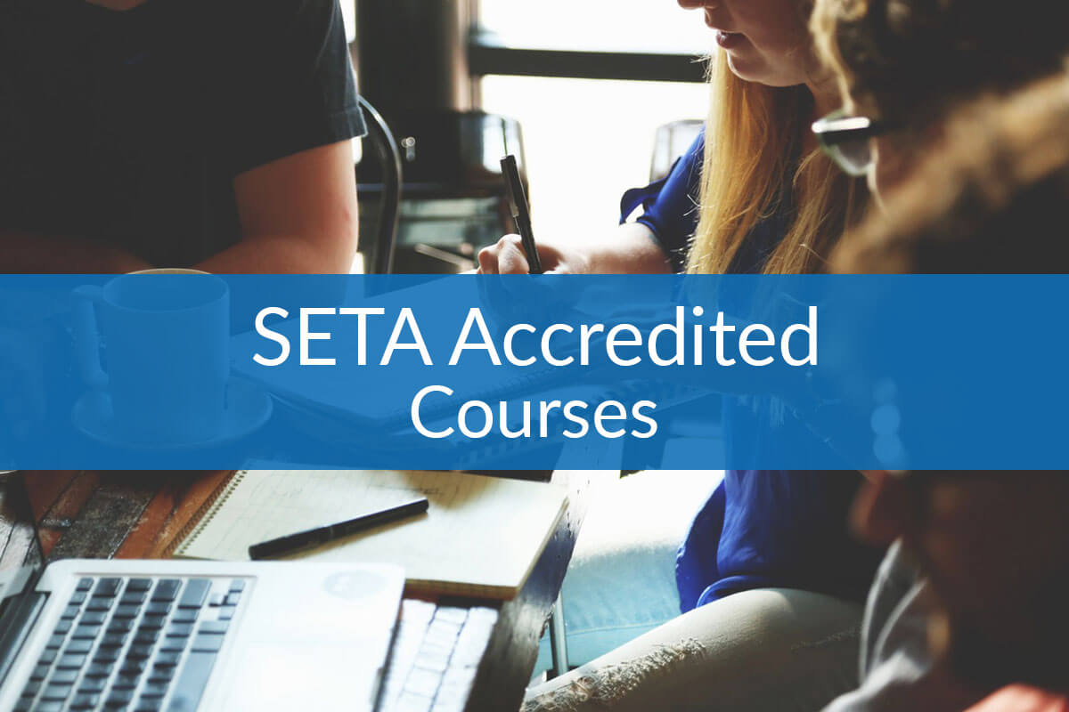 SETA Accredited Courses