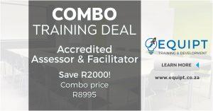 Assessor & Facilitator Combo Training - Nelspruit @ Nelspruit